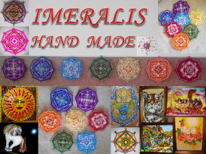IMERALIS hand made 2